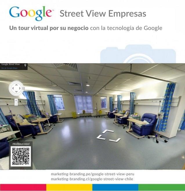 PRUÉBALOAQUÍ StreetViewEmpresas UntourvirtualporsunegocioconlatecnologíadeGoogle marke ng-branding.pe/google-street-view-p...