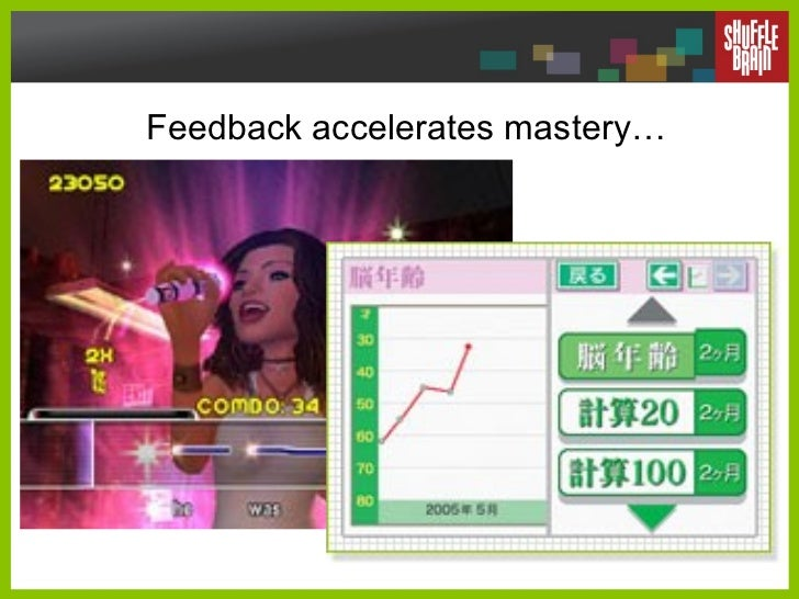 Feedback accelerates mastery…