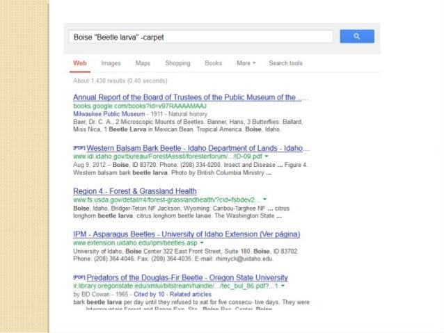 google for master gardeners