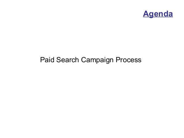 Google Adwords Overview Slide 2