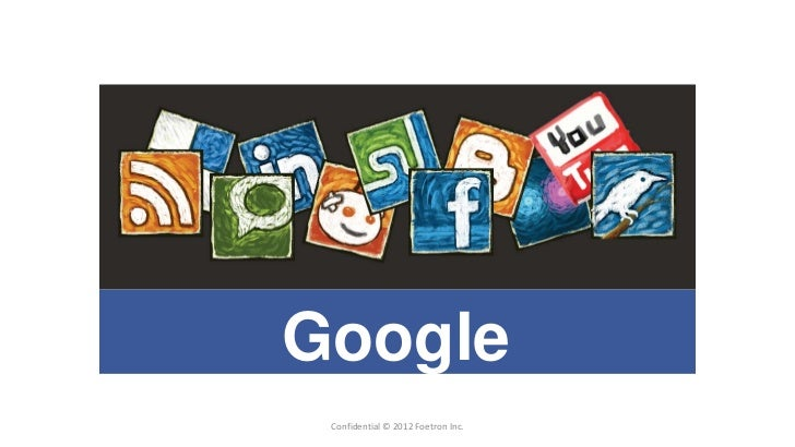 GoogleAdWords   Confidential © 2012 Foetron Inc.