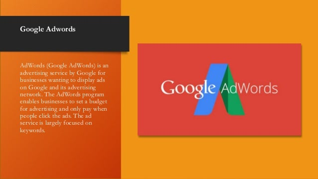 Google adwords vs facebook ads pros and cons