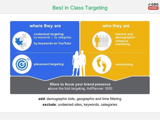 Google adwords contextual targeting интернет-реклама рост в кризис