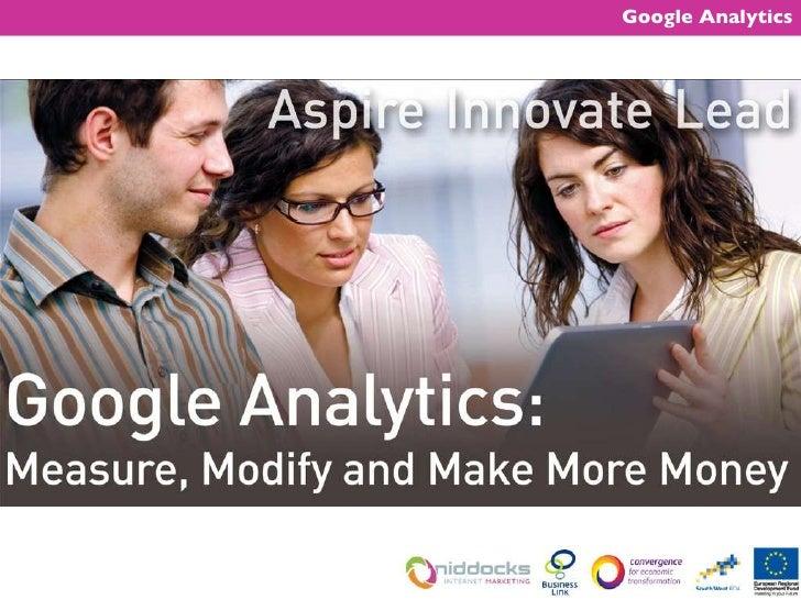 Google analytics 2 Slide 1
