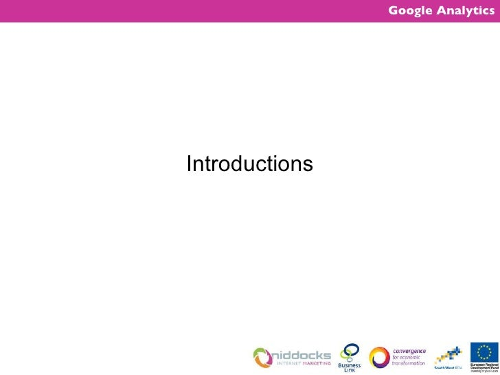 Google analytics 2 Slide 2