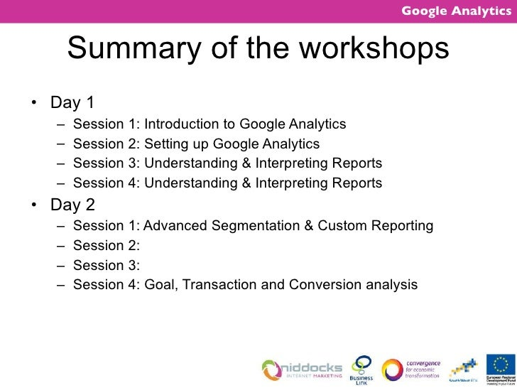 Google analytics 2 Slide 3