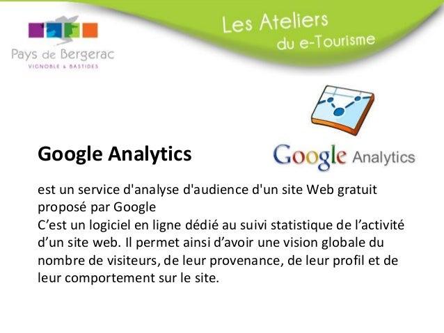 Analyser La Frequentation De Son Site Web Ateliers