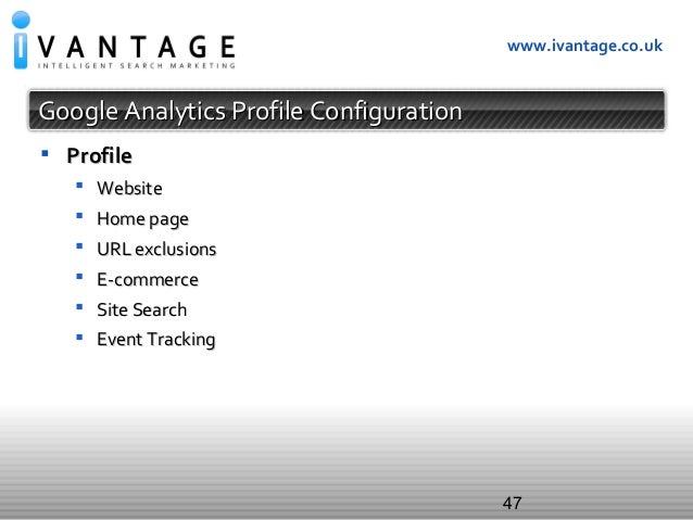Home Page Url Google Analytics Index