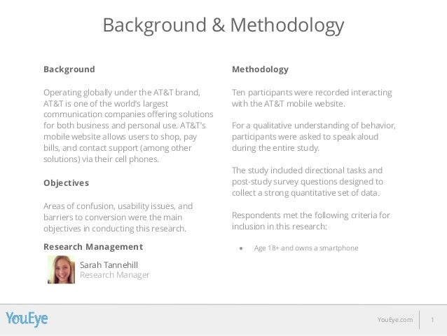 AT&T Barriers to Conversion Slide 3