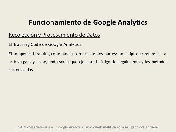 Google analytics interpretacion de la cookie Slide 2