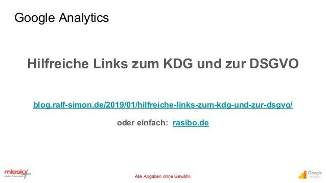 Alle Angaben ohne Gewähr. Hilfreiche Links zum KDG und zur DSGVO blog.ralf-simon.de/2019/01/hilfreiche-links-zum-kdg-und-z...