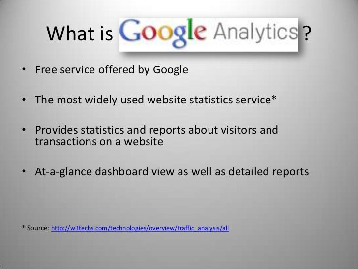 What is                                      ?<br /><ul><li>Free service offered by Google
