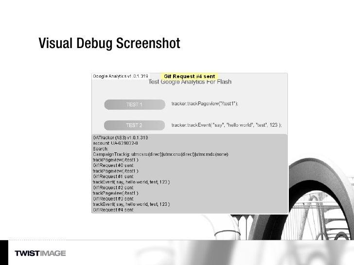 Visual Debug Screenshot