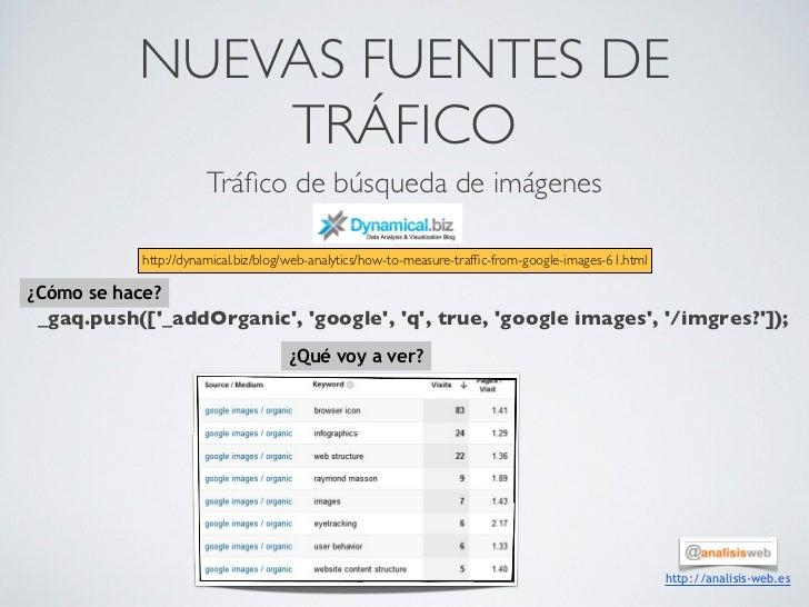 NUEVAS FUENTES DE               TRÁFICO                       Tráfico de búsqueda de imágenes            http://dynamical.b...