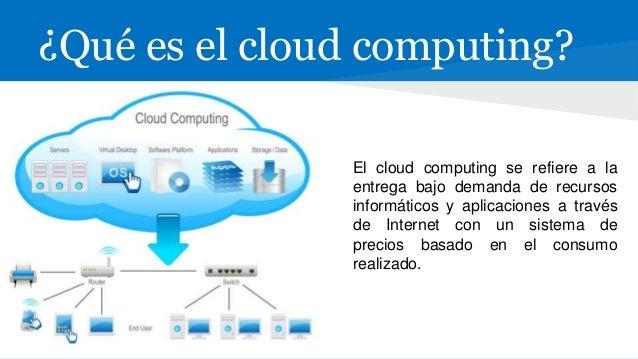 La virtualización La tecnología que facilita el desarrollo de este nuevo escenario es la virtualización que permite desaco...