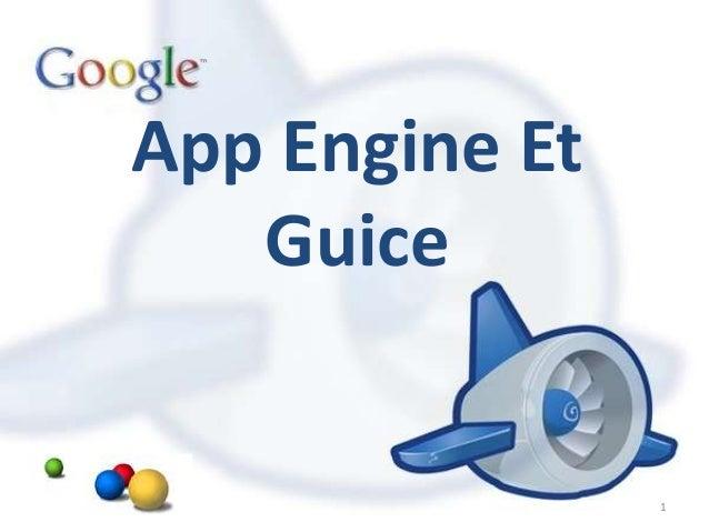 App Engine Et   Guice                1