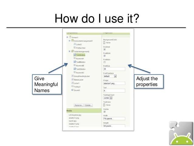 AppInventor 1 | Bahasa Pemograman 2