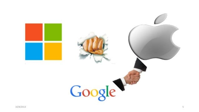 google apple and microsoft struggle for Case study: are electronic medigoogle, apple, and microsoft struggle for your internet experience - android essay example.