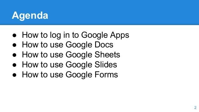 google apps basic for education