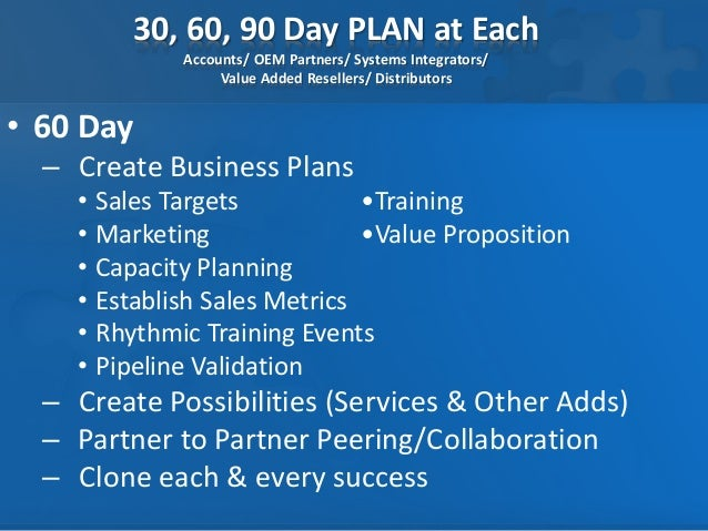 oem business plan