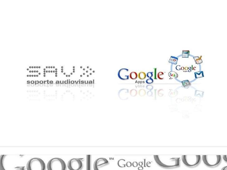 Acá el logo de SAV, que se vea como partner de Google