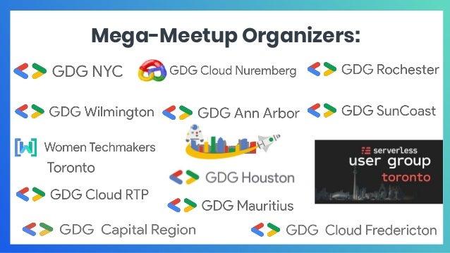 Mega-Meetup Organizers:
