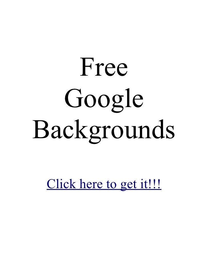 google backgrounds themes