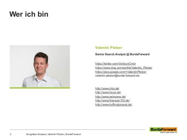 Googlebot Analyse mit Elasticsearch Slide 2