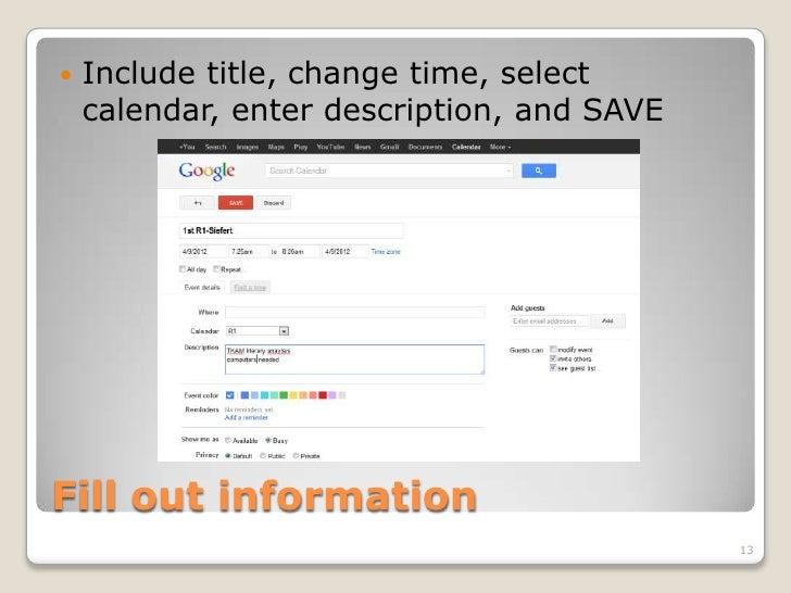 online fill in calendar