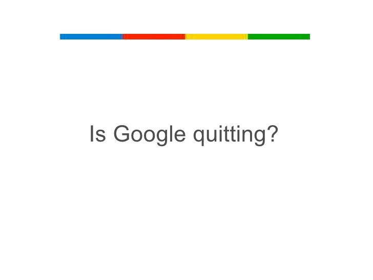 a analysis of google quit chinese Google is trying to convince their employees to work on it by pretending that it will make the lives of chinese people better they're trying to convince them that no matter what, chinese people are going to get censored results, but if they use a google-based search, everything not censored will be of higher quality.