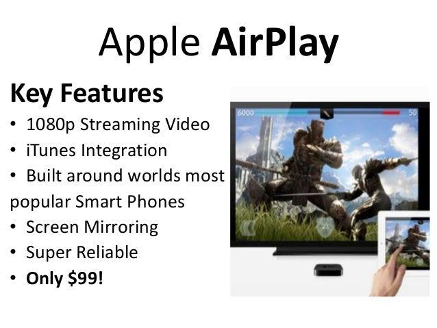 Google ChromeCast vs AppleTV vs Crestron AirMedia