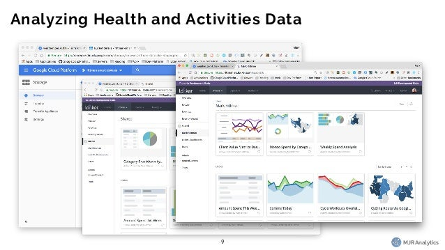 Using Google Cloud Dataprep to Wrangle Strava, Fitbit and