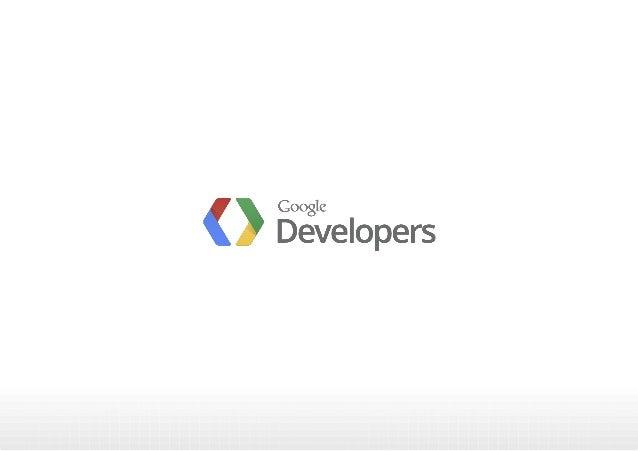 "Google Cloud Endpoints Third-partyAPIson GoogleAppEngine Roman ""sgzmd"" Kirillov - Google Developing on the Google Cloud Pl..."