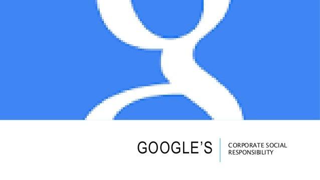 Google csr