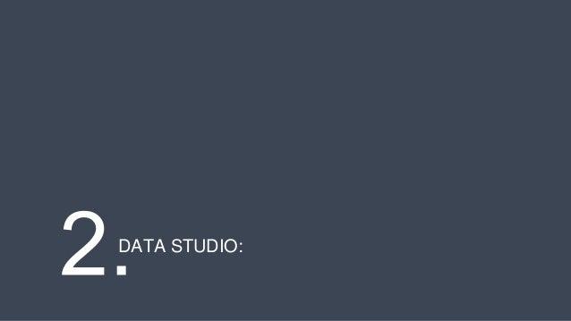 DATA STUDIO:
