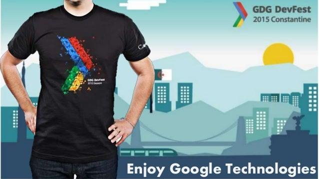 Google Developers Overview Deck 2015