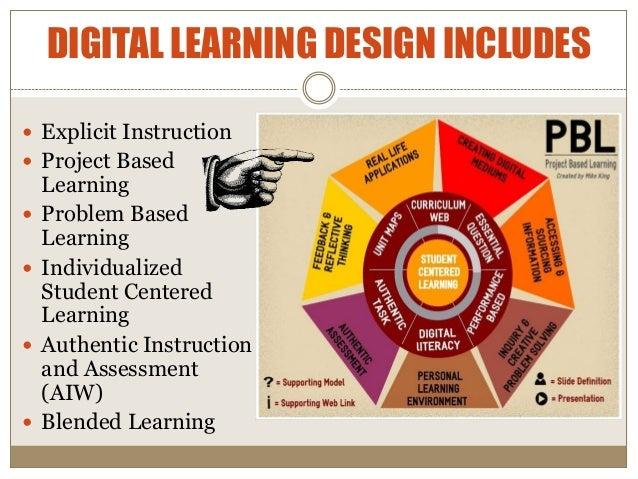google  u0026 digital learning design