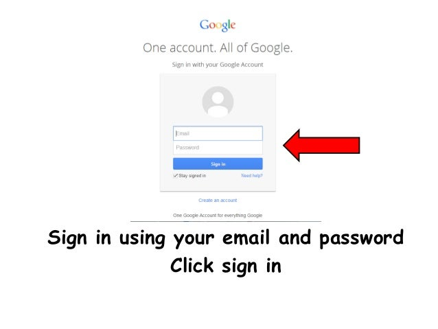 Google Docs Login - Google docs sign in