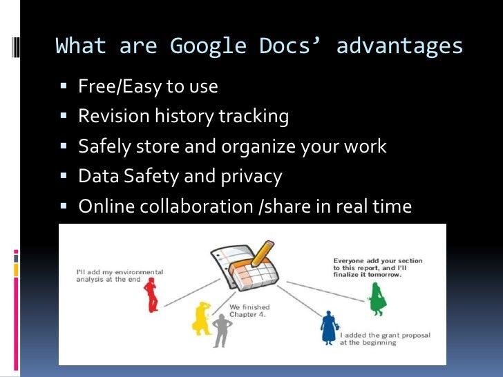 Google Docs Presentation - What is google docs