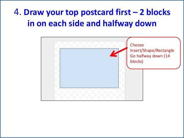 39 use google draw to create a postcard 39 by fiona beal. Black Bedroom Furniture Sets. Home Design Ideas