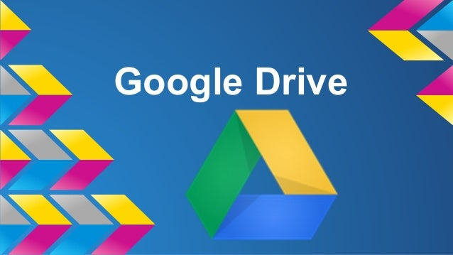 how to share yr google drive