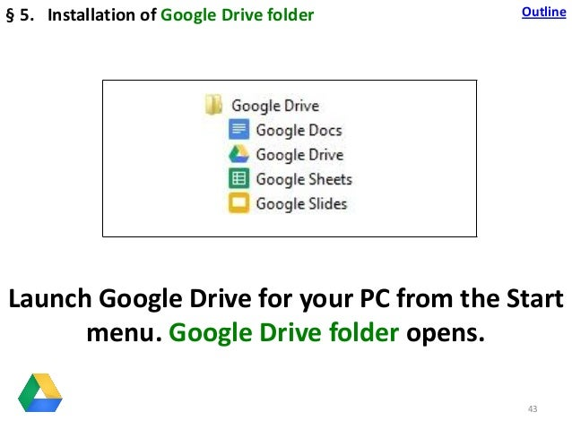 almost all about google drive