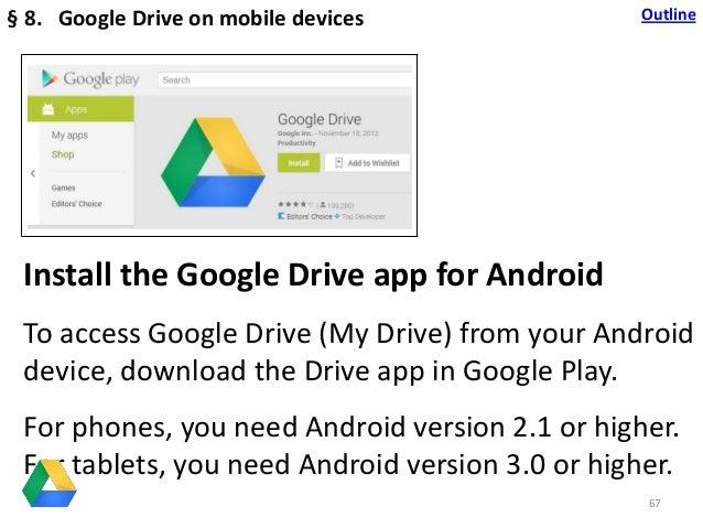 google drive app download image