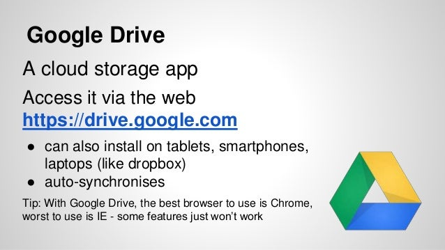 how to make a short to google drive