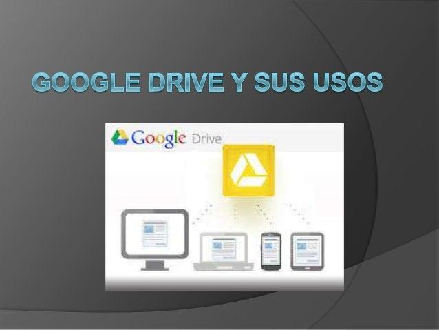 Para acceder al servicio de Google Drive es muy sencillo. En la web tu puedes acceder de una forma muy sencilla. Primero q...
