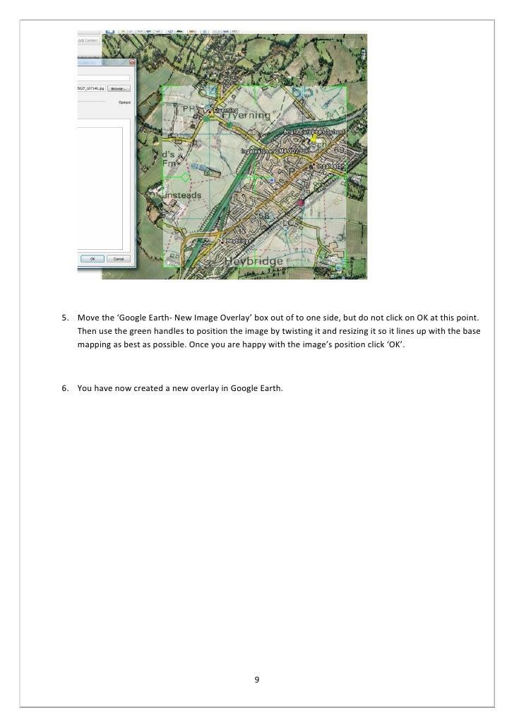 Google Earth as a GIS