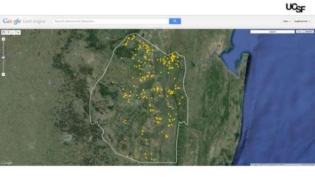 Google Earth Engine: Health Applications of Google's Cloud Platform f…