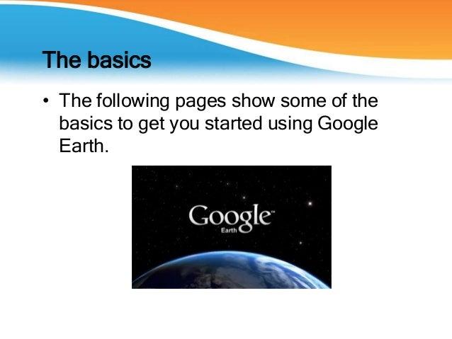 Exploring google tools ppt.