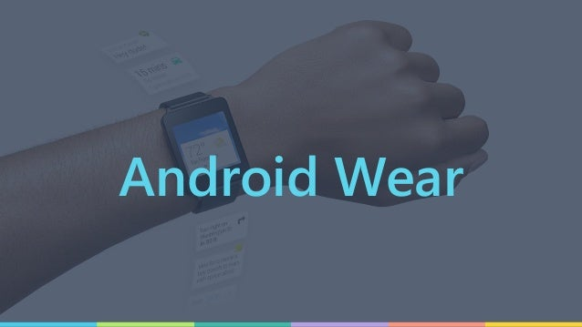 Google Fit, Android Wear & Xamarin