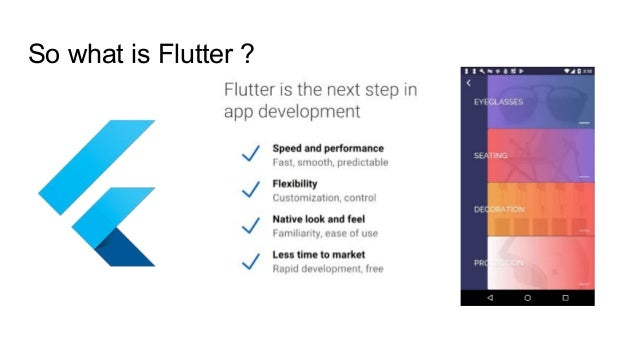 Google flutter and why does it matter